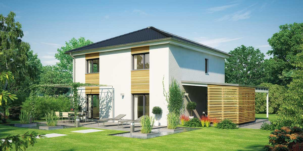 Die Dachformen beim Fertighaus: Pultdach, Satteldach & Co.